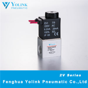 2V025-08 Series Direct Acting Solenoid Valve pictures & photos