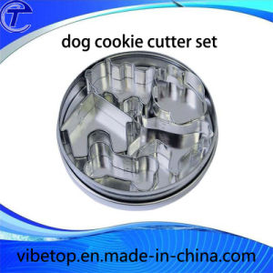 Food-Grade Stainless Steel Animal Cookie Mould Cutter Set pictures & photos