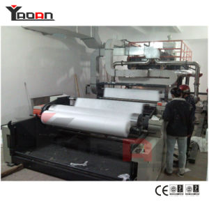 Melt Blow PP Nonwoven Fabric Extruder Extrusion Machine pictures & photos