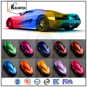 Metallic and Pearlescent Pigments for The Paints pictures & photos