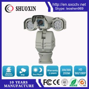 100m Night Vision HD PTZ Infrared CCTV Camera pictures & photos