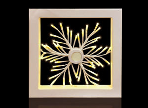 LED Lighting Christmas House Decoration Mural Painting pictures & photos