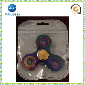 2017 Newest Release Stress Fidget Toys Brass/ Aluminum Finger Spinner (JP-F016) pictures & photos
