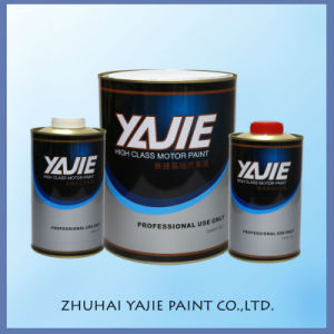 Yajie 2k Car Paint Scratch Repair Red pictures & photos