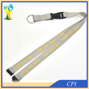Factory Price Polyester Detachable Neck Lanyard for Keys pictures & photos