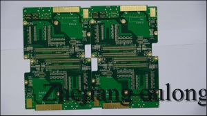 V-Cut Printed Circuit Board with RoHS (S-034) pictures & photos