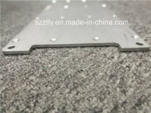 Customized Anodized Aluminium Machined Sheet pictures & photos