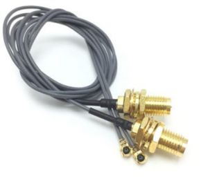 SMA Female (Pigtail) to Ipx (u. FL) Plug RF Coaxial Cable Assembly pictures & photos