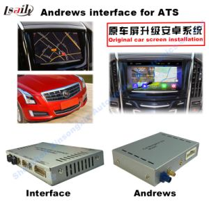 Car Android GPS Navigation System Video Interface for Cadillac ATS pictures & photos