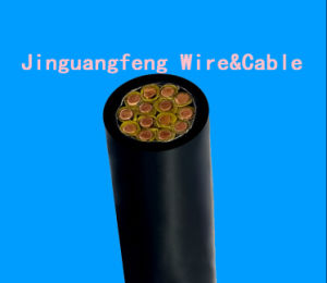 450/750 V Coppper Core PVC Insulated PVC Sheathed Control Cable pictures & photos