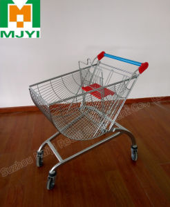 Caddie Shopping Cart Retail Shopping Trolley pictures & photos
