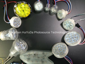 New Product 36leds SMD5050 LED Point Source Light Programmable RGB LED Light pictures & photos
