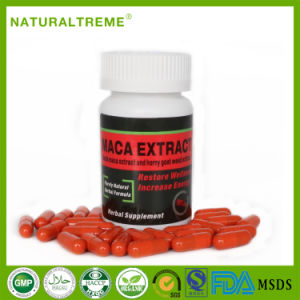 China Cheap Black Maca Body Building Capsules for Man pictures & photos