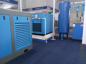 Shanghai Manufacture Screw Air Compressor pictures & photos