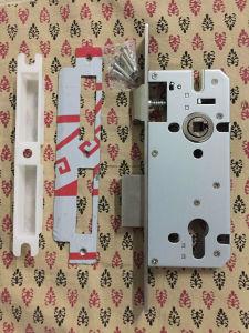 Zinc Alloy Door Handle Lock (A85-16) pictures & photos