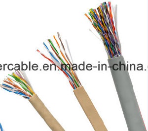LAN Cable FTP Cat5e Cable with LSZH Jacket pictures & photos
