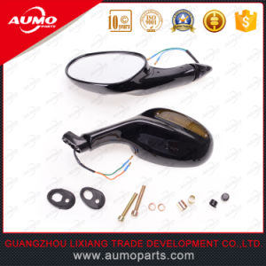 Rear-View Mirror with Signal Lights for Longjia pictures & photos