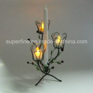 Halloween Electric Realistic Fire Safe Using Luminary Flameless Cheap LED Taper Candles pictures & photos