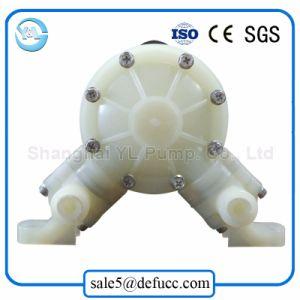 Micro Plastic Material Air Operated Diaphragm Pump pictures & photos