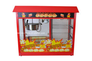 Commercial Electrical Popcorn Maker Popcorn Machine with display Stand pictures & photos