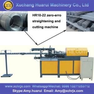 10-22mm Zero-Erro Automatic Stirrup Straightening and Cutting Machine pictures & photos
