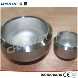 Stainless Steel Seamless Pipe Cap A403 (UNS S31803, UNS S32750) pictures & photos