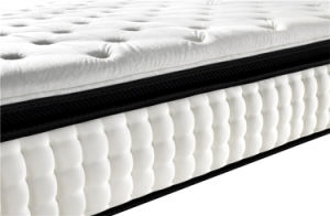 Favourable Natural Latex Pillow Top Mattress pictures & photos