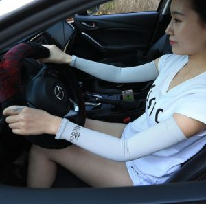 Wholesale UV Sun Protection Ride Sleeves Breathable Arm Sleeves pictures & photos