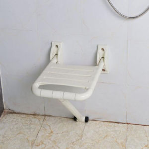 High Quality Decorative Handicapped Shower Seat Bath Bench pictures & photos