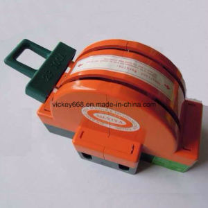 Knife Switch Orange Color and Bule Down pictures & photos