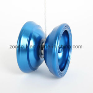Custom Aluminum Precision CNC Machined Parts Anodizing Yoyo Toy pictures & photos