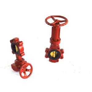 Shipyard Triple Offset Butterfly Valve Manufacturers pictures & photos