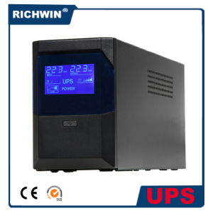 400va-3000va Offline UPS for Computer and Home Appliance, LCD Screen pictures & photos