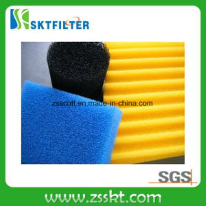 Flexible Memory Reticulated Foam Filter Sponge Filter pictures & photos