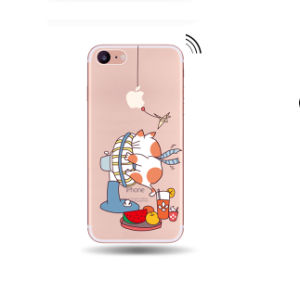 Cartoon Pictures TPU and PC Mobile Phone Case for Sale pictures & photos