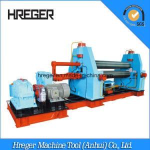 Good Quality W11s Hydraulic Coiling Rolling Machine pictures & photos