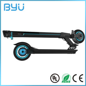 Latest Original Works Electric Skateboard with Handle pictures & photos