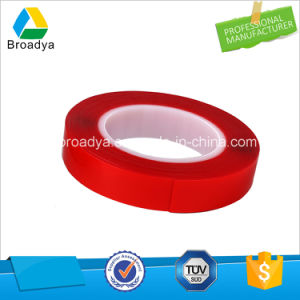 Transparent Double Sided High Bond Acrylic Foam Tapes with Red Film Liner for Automotive pictures & photos