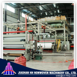 High Quality 1.6m SMMS PP Spunbond Nonwoven Fabric Machine pictures & photos
