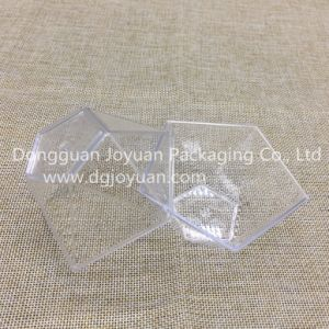 PP Disposable Plastic Pentagram/ Pentacle Style Dessert Cake Cup pictures & photos