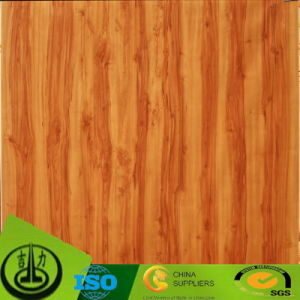 Wood Grain Paper for Laminated Floor and MDF pictures & photos