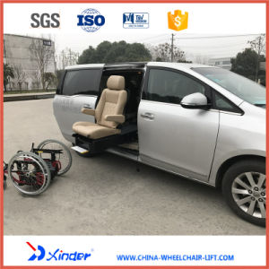 ISO Turning Car Seat and Handicapped Car Seat pictures & photos