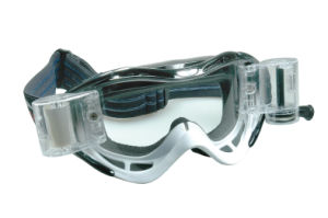 Roll off System Moto Racing Goggles pictures & photos