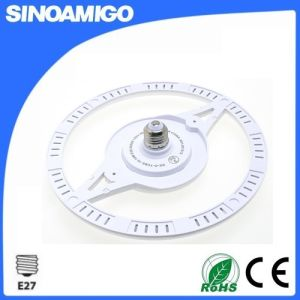 12W 16W 24W LED Ring Lamp with E27 Socket pictures & photos