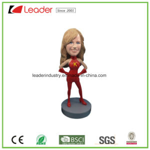 Decorative Resin Bobblehead Figurine for Home Decoration and Promotional Gifts, OEM Are Welcome pictures & photos