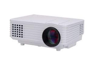 Yi-805A 800lumens Android 4.4 WiFi LED Mini Projector 3D Beamer Video Home Cinema Theatre 3.0 USB HDMI with TV pictures & photos