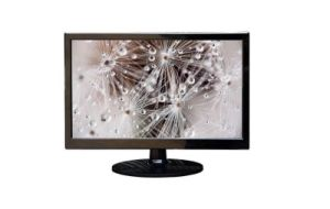 22 Inch LED Backlight Monitor with New Panel Inside Power Supply pictures & photos