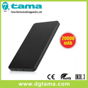 20000mAh Rechargerable Battery Packs for Portable Phone Charger