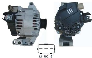 Fiesta Alternator/for Ford Ka Alternator Valeo 2542736 2s6t10300fa Lester 23348 pictures & photos