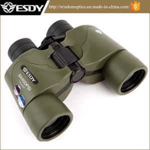 Hot Green Wholesale 8X40 Esdy Binocular Telescope pictures & photos